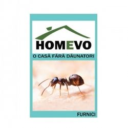Insecticid Favol gel anti furnici Homevo
